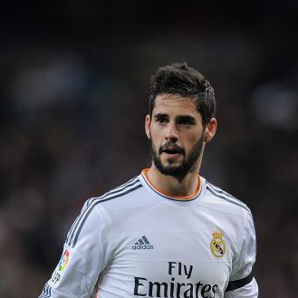 Isco Alarcon, Real Madrid